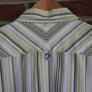 KUHL Shirt * Button Down * Size Medium